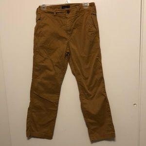 American Eagle Original Boot Khakis